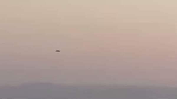 OVNI avistado en Pisco, Perú el 22 de abril de 2018