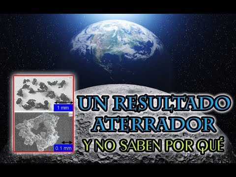 Someten Células Humanas a Polvo Lunar y Sucede lo Inimaginable