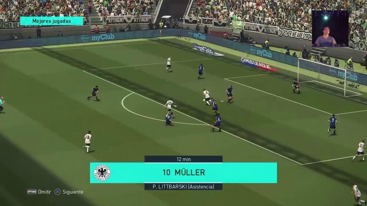 Chile-España y Alemania-España -Retrofútbol de Iker –