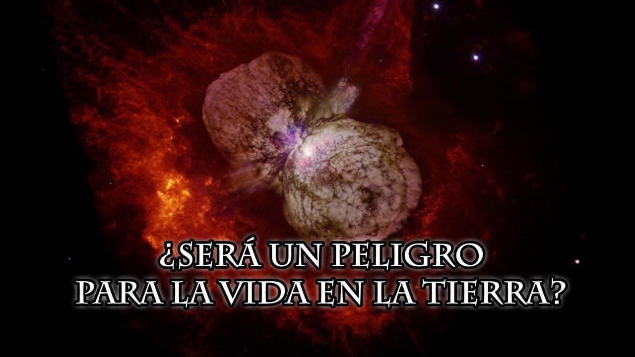 ¿Qué pasará cuando Eta Carinae explote?