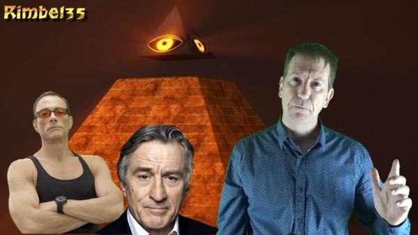 ESTOS SON LOS FAMOSOS QUE PLANTAN CARA A LA ÉLITE: Van Damme, Chuck Norris, Robert DeNiro…