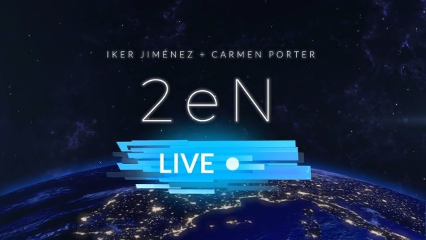 'Dos en la Noche Live' estreno mañana viernes 00.00h