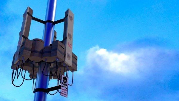 El Peligro de la tecnología  5G y el Próximo cambio de polos de la Tierra