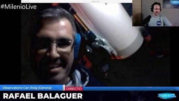 Oumuamua, el misterio continúa: conexión con Rafael Balaguer | #MilenioLive