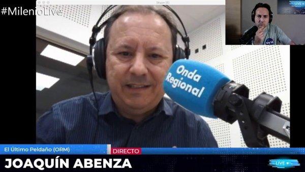Ruido blanco: conexión con Joaquín Abenza   #MilenioLive