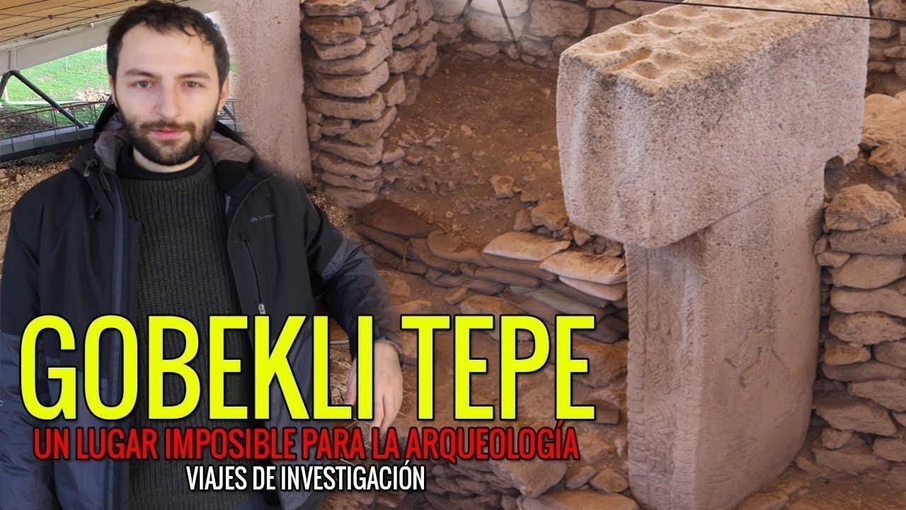 Gobekli tepe – Un lugar IMPOSIBLE para la Arqueología – Viajes de investigación