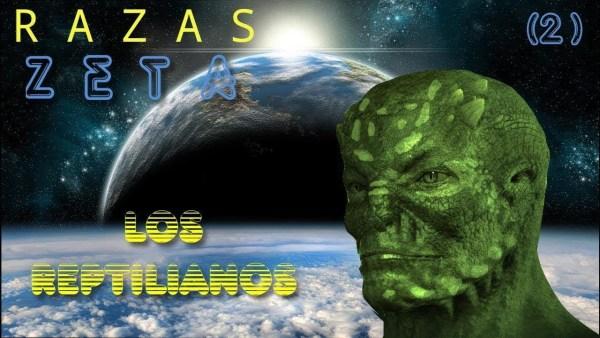 R A Z A S  Z E T A: LOS REPTILIANOS – Cap. 2