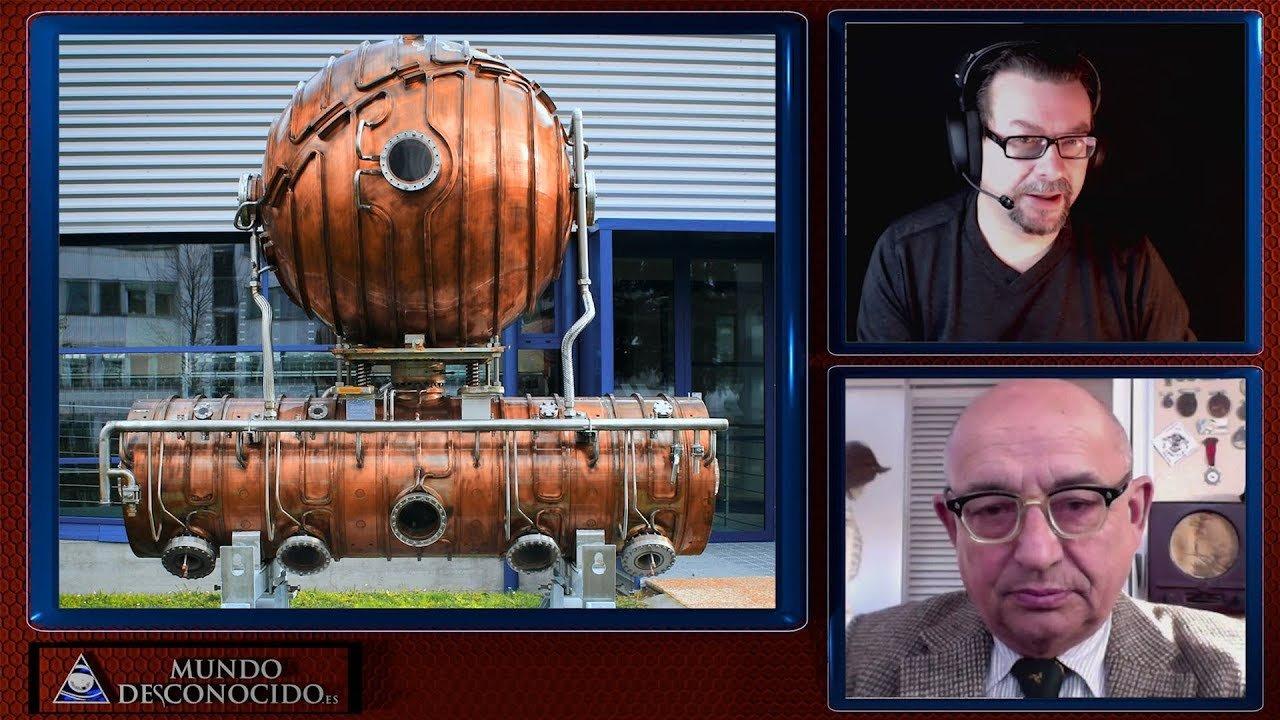 CERN Alto Secreto, con el Dr. Felipe Botaya