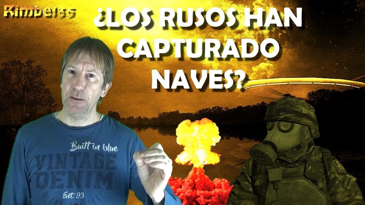 LOS RUSOS HAN CAPTURADO NAVES ALIEN CON SERES DENTRO