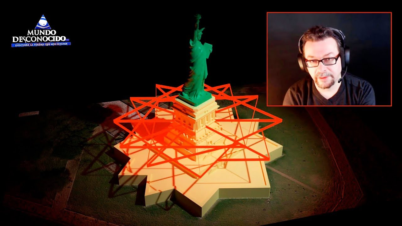 El gran secreto de la Estatua de la Libertad