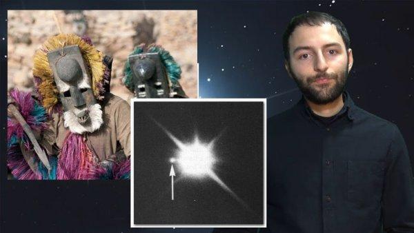 El misterio del Pueblo Dogón – Descripción exacta de los Extraterrestres Nommo