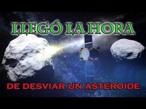La NASA y la ESA se Preparan Para Desviar un Peligroso Asteroide