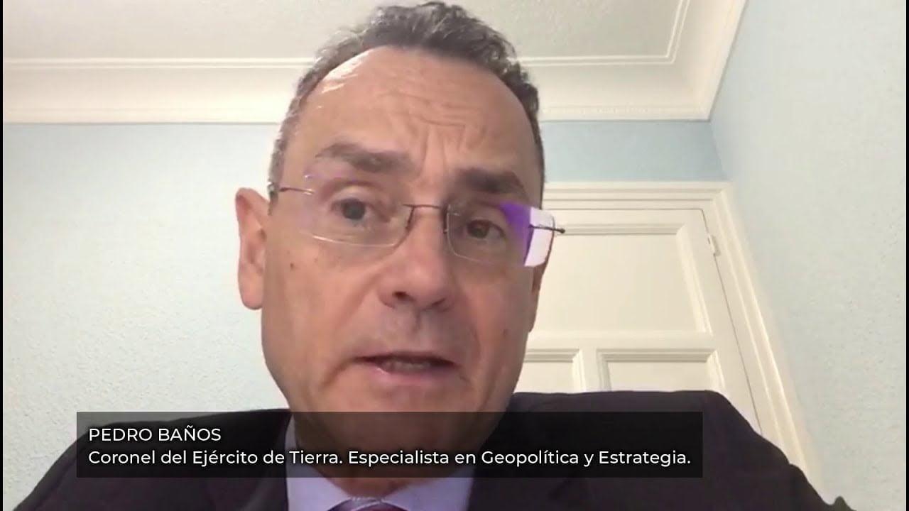 Pedro Baños en #MilenioLive   Proyecto Censurado