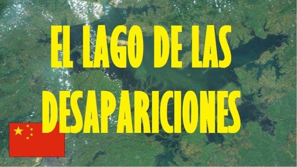 El Lago de las Desapariciones