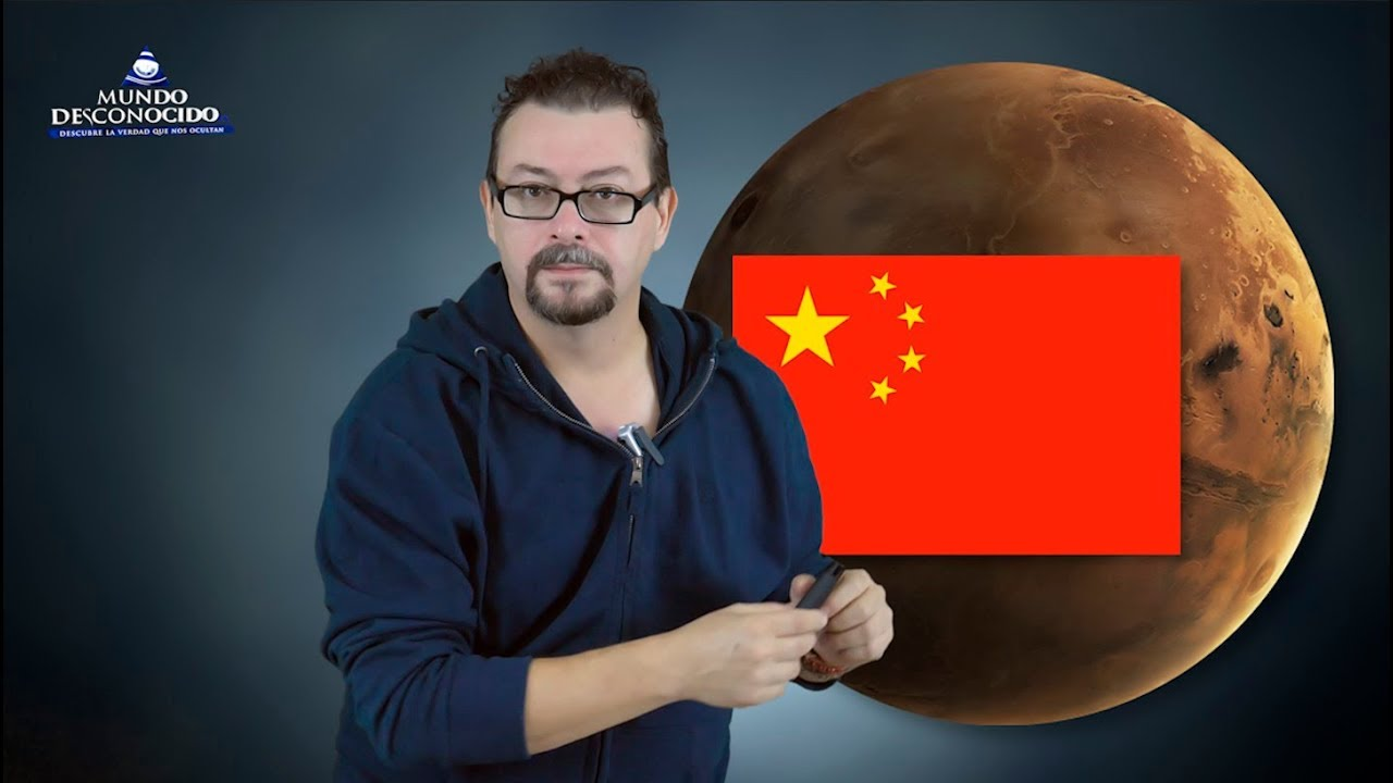 La Extraña Misión de China a Marte