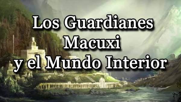 Macuxi; los guardianes de la puerta de la Tierra