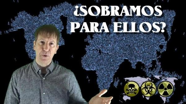 EL ESPANTOSO PLAN PARA REDUCIR A LA POBLACIÓN EN UN 95%