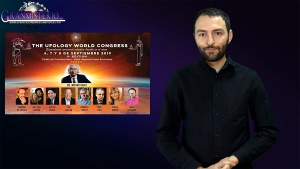 Estaremos con Michio Kaku en The Ufology World Congress 2019