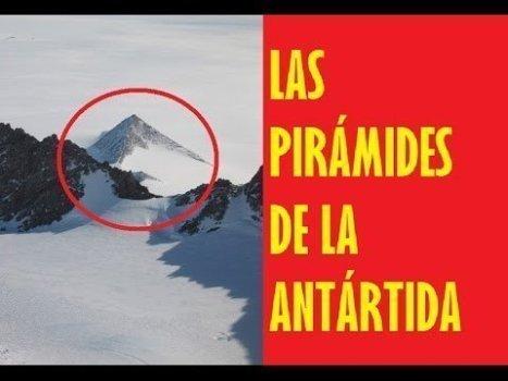 Las Pirámides de la Antártida