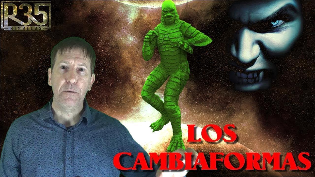 """LOS """"CAMBIAFORMAS"""": SERES QUE DESAFÍAN LA FÍSICA"""