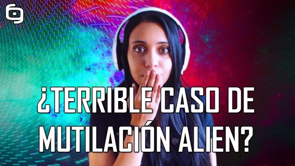 Terrible caso de mutilación alien