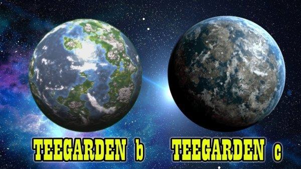 Descubren Dos Nuevos Planetas Con Posible VIDA Muy Cerca de la Tierra