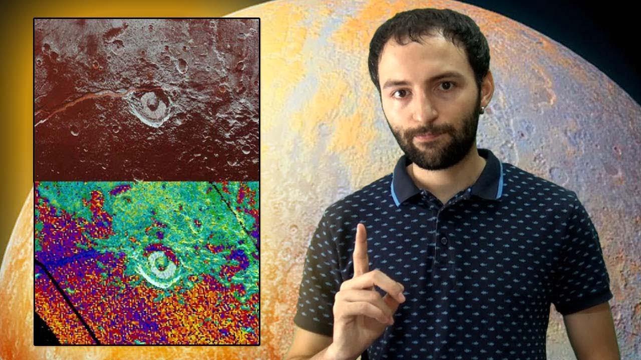 Encuentran indicios de vida en Plutón