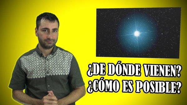 El Misterio de los Objetos que son MÁS ANTIGUOS QUE EL PROPIO UNIVERSO