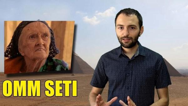 La increible historia de Omm Seti