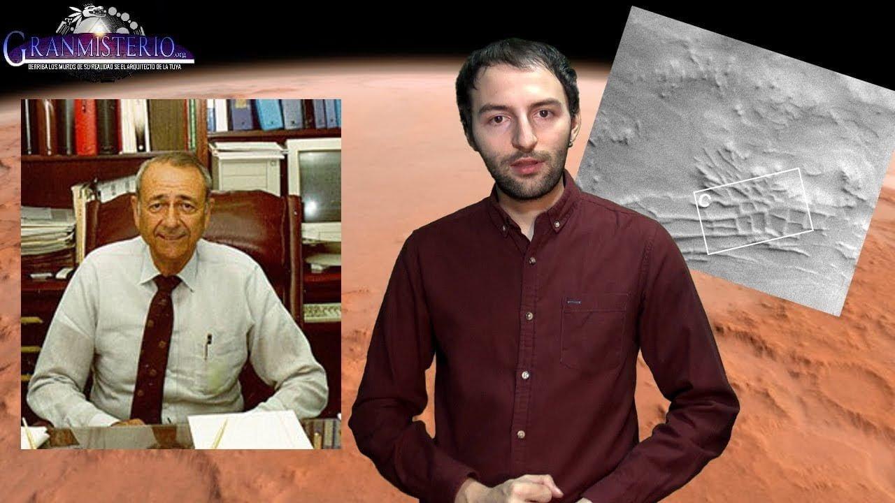 Un empleado de la NASA descubrió vida en Marte en 1970 y ahora quieren censurarlo