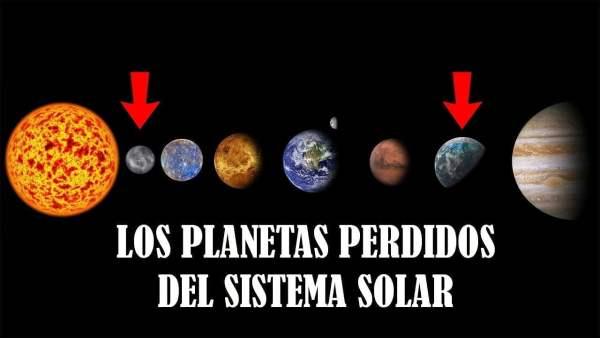 Faetón y Vulcano: Los DOS Planetas Perdidos de Nuestro Sistema Solar