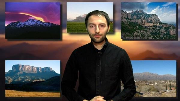 Las 5 Montañas más EXTRAÑAS y Misteriosas del Mundo