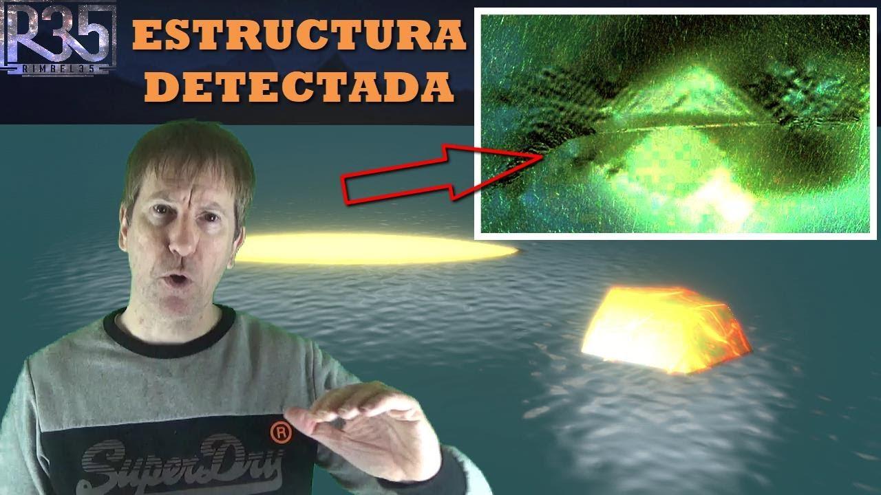 Detectan ESTRUCTURA Gigante ALIEN Bajo el Atlántico