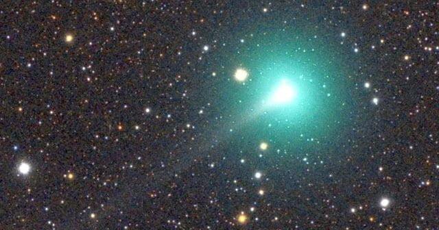 ¿El cometa Atlas es una señal de lo que vendrá en 2020?
