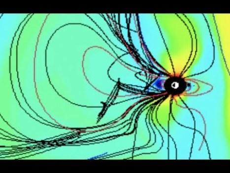 ¿Qué ocurrió realmente en la magnetosfera de la Tierra?