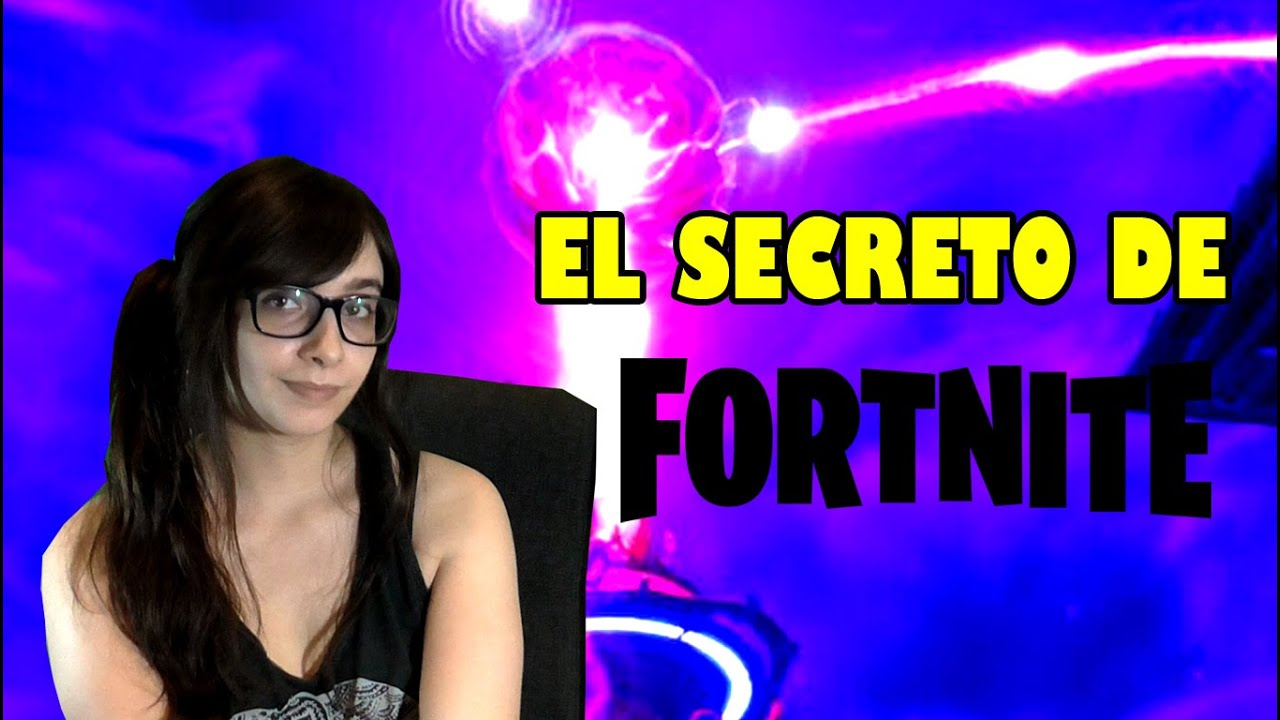 EL SECRETO del EVENTO de FORTNITE