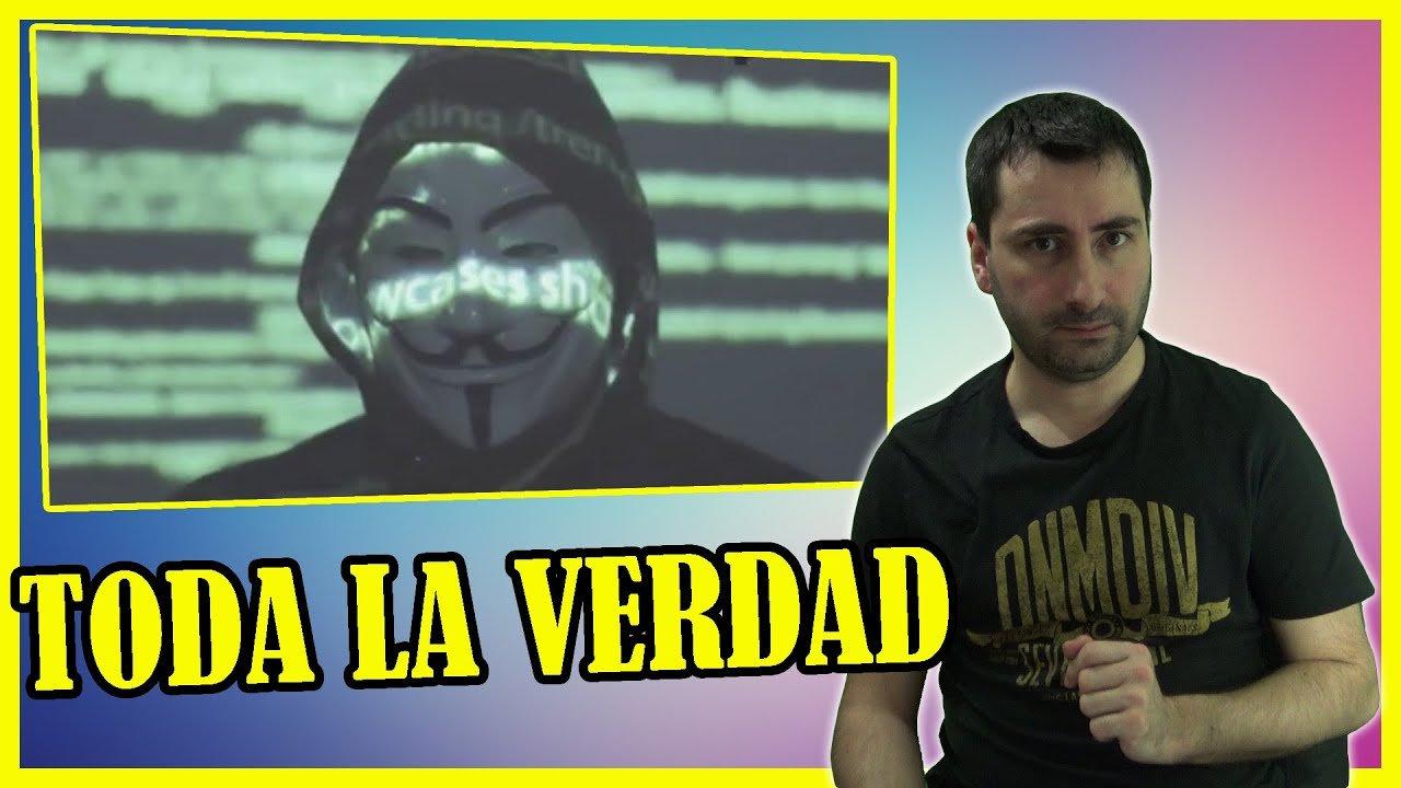 Los Nuevos Mensajes de Anonymous y el Área 51