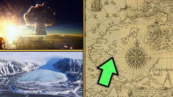 Ocultaron Tartaria (Mundo Antiguo) Mediante Pruebas Nucleares
