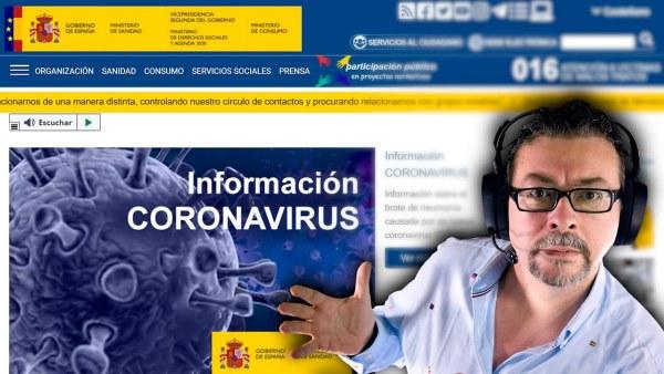 😱 SANIDAD CONFIRMA que el Test NO permite diagnosticar el COVID-19