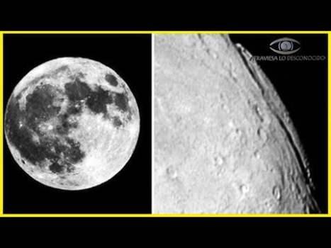 Científicos y la NASA Descubrieron que la Luna Hace Algo Fuera de lo Común