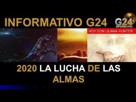 LA #BATALLA-ENTRE-EL-BIEN-Y-EL-MAL-Hoy con Liliana Hunter