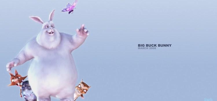 OT: Peach = Big Buck Bunny