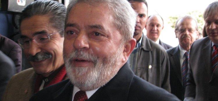 E o Lula foi ao fisl