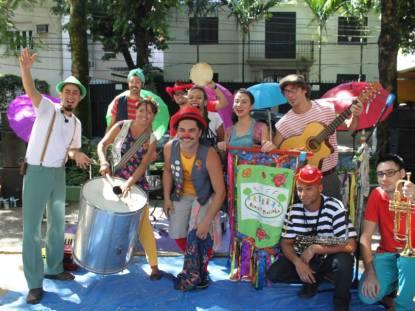 Agenda 2016 de carnaval infantil no Rio