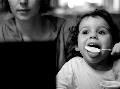 quando o filho não quer comer