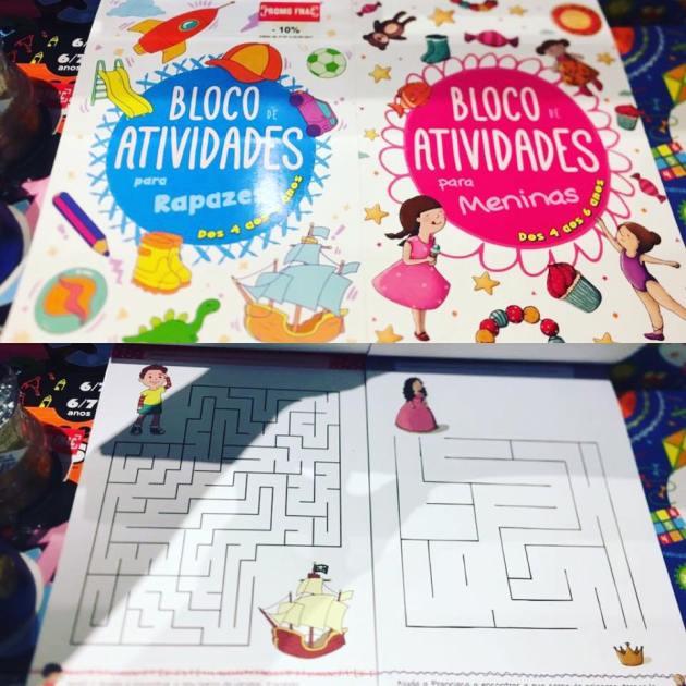 brinquedos de menino livros