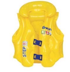 Segurança na piscina com crianças  colete ou boia  - Mundo Ovo 51d1cb430344a