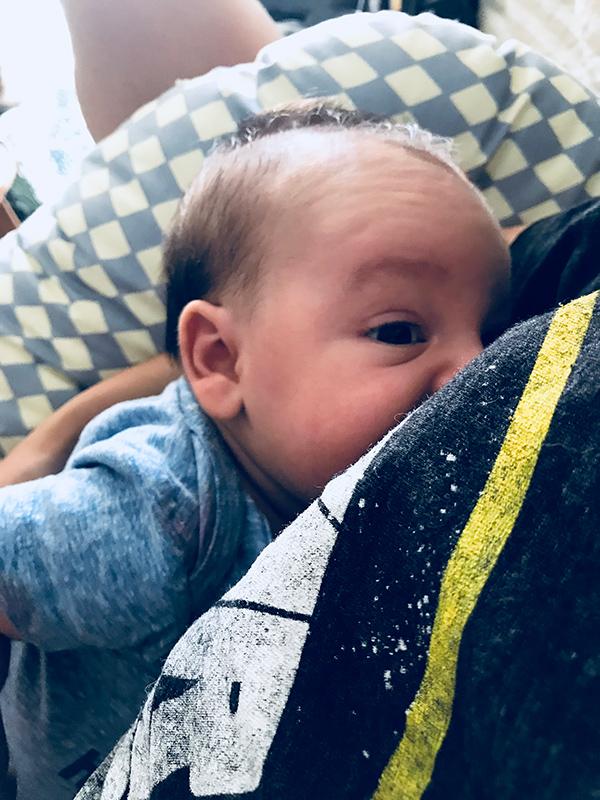primeiro mes do bebê