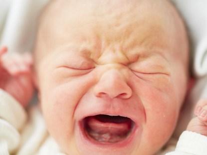 acalmar um recém-nascido