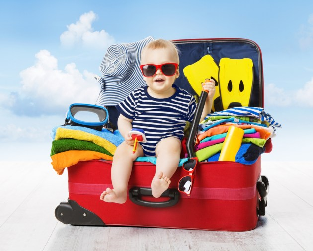 Como criar uma criança viajante